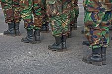 Free Soldiers Royalty Free Stock Photography - 20878217