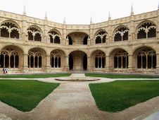 Free Cloister Stock Photos - 20878313