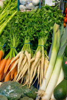 Free Different Sort Of Vegetables On A Stand Stock Photo - 20878320