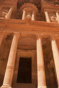Free Petra Treasury Stock Image - 20879321