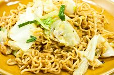 Free Stir-fried Noodles Royalty Free Stock Images - 20879559