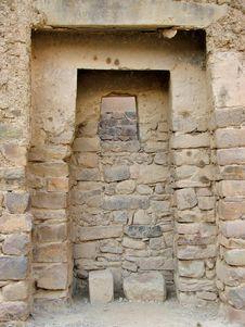 Free Peruvian Stonework Royalty Free Stock Images - 20879579