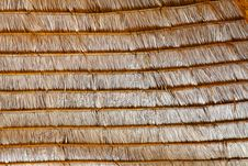 Free Texture Of Hay Stack Roof Stock Image - 20879611