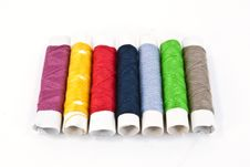Free Spools Of Thread Stock Photos - 20879773