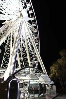 Free Great Wheel Of Perth Stock Photo - 20879800
