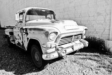 Free Classic Truck Royalty Free Stock Image - 20879926
