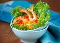 Free Shrimp Salad Royalty Free Stock Photos - 20886908