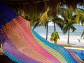 Free Sayulita Mexico Oceanfront Hammock With Pool Royalty Free Stock Images - 20888149