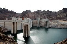 Free Hoover Dam Royalty Free Stock Image - 20880016