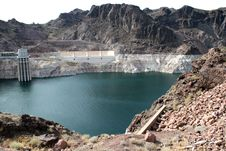 Free Hoover Dam Royalty Free Stock Image - 20880026