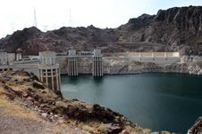 Free Hoover Dam Stock Photo - 20880030