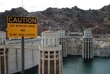 Free Hoover Dam Stock Image - 20880031