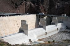 Free Hoover Dam Royalty Free Stock Image - 20880076