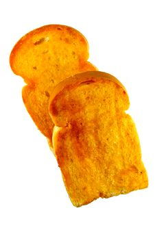 Free Crusty Bread Toast Slice Royalty Free Stock Photography - 20880097