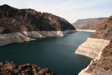Free Hoover Dam-Colorado River Royalty Free Stock Photo - 20880145