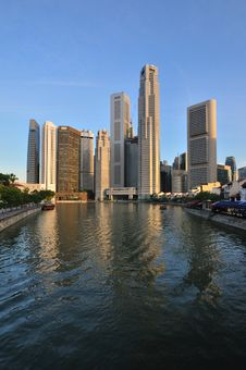 Free Singapore Stock Image - 20881071