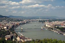 Free Budapest Skyline Stock Images - 20881264