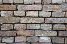 Free Brick Wall Background Stock Photo - 20881290