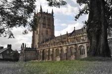 St Chad S Church Rochdale UK Royalty Free Stock Images