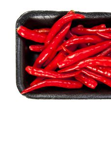 Free Group Of Red Hot Chili Pepper Stock Photos - 20882203