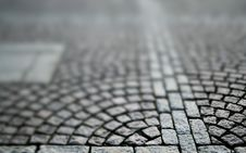 Free Cobblestone Pavement Royalty Free Stock Image - 20882486