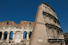 Rome C Royalty Free Stock Photography