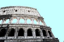 Rome C Royalty Free Stock Photo
