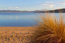 Free Beach Scene, Tasmania Stock Images - 20884084