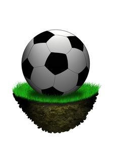 Free Ball Football Stock Images - 20885054
