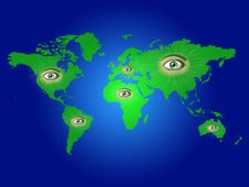 Free Eyes Of World Stock Photography - 20885182