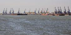 Free Shipyard Stock Image - 20885611