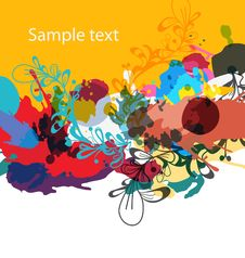 Free Abstract Background Royalty Free Stock Photography - 20885927