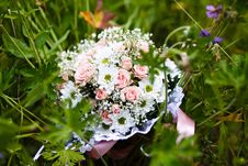 Free Wedding Bouquet Royalty Free Stock Photo - 20886005
