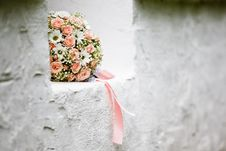 Free Wedding Bouquet Royalty Free Stock Images - 20886129