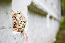 Free Wedding Bouquet Royalty Free Stock Image - 20886146
