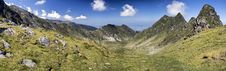Free Carpathian Panorama Royalty Free Stock Photo - 20889385