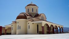 Free Greek Church Royalty Free Stock Images - 20889529