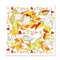 Free Autumn Card Stock Image - 20890841