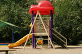 Free Playground In A Park Royalty Free Stock Photography - 20895677