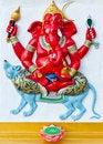 Free Ganesha Is The God Of India Royalty Free Stock Image - 20897626