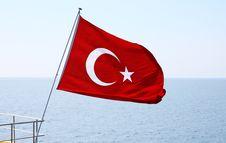 Free Image Of Turkish Flag Stock Photo - 20890470