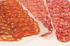 Free Italian Salami Stock Images - 20890504