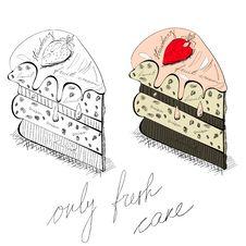 Free Cake Royalty Free Stock Photography - 20890857