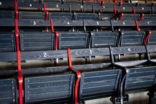 Free Seating Rows Stock Image - 20891151