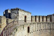 Medieval Soroca Royalty Free Stock Image