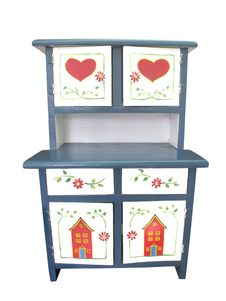 Free Old Toy Cupboard Royalty Free Stock Image - 20891266