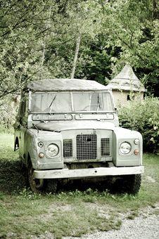 Free Jeep Royalty Free Stock Photo - 20891825