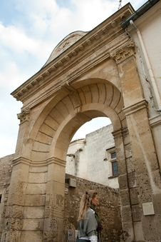 Free Ancient Arch Stock Images - 20893044