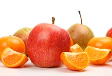 Free Fresh Fruit Royalty Free Stock Photos - 20893228