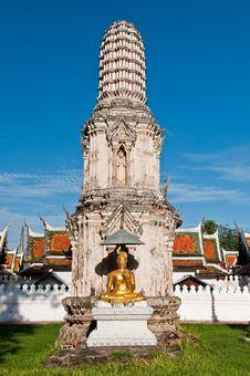Free Ancient Pagoda Royalty Free Stock Image - 20893296